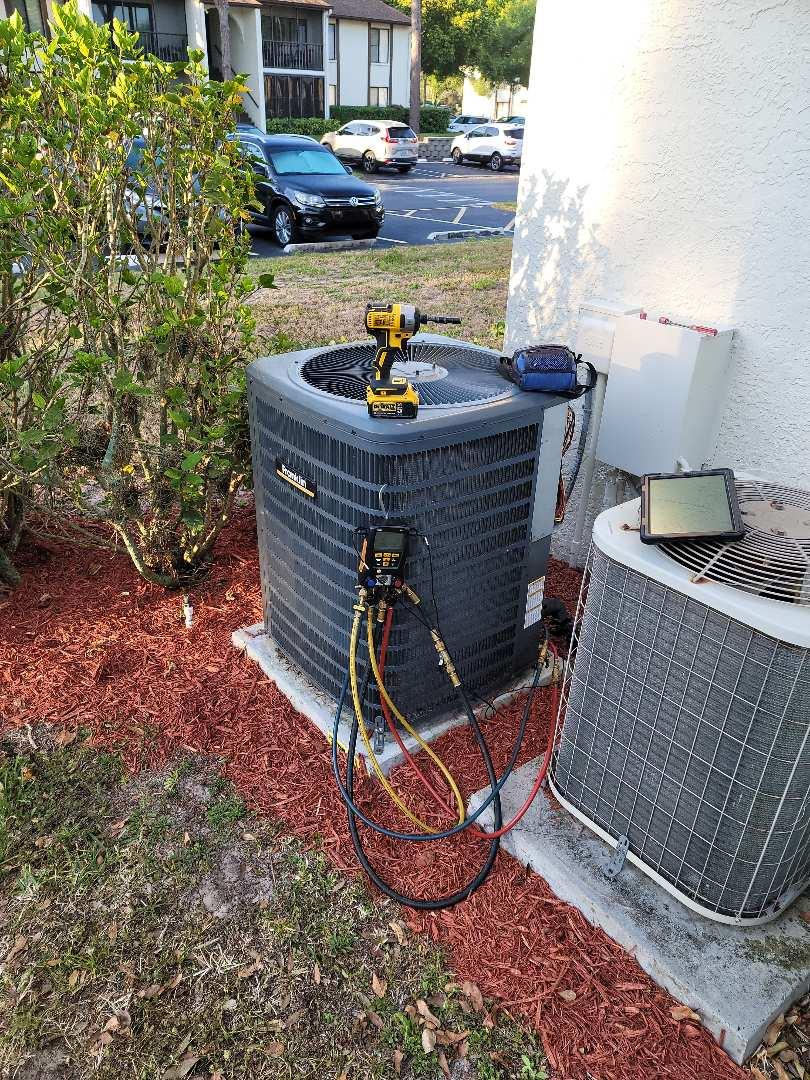 Palm Harbor, FL - Hvac performance inspection