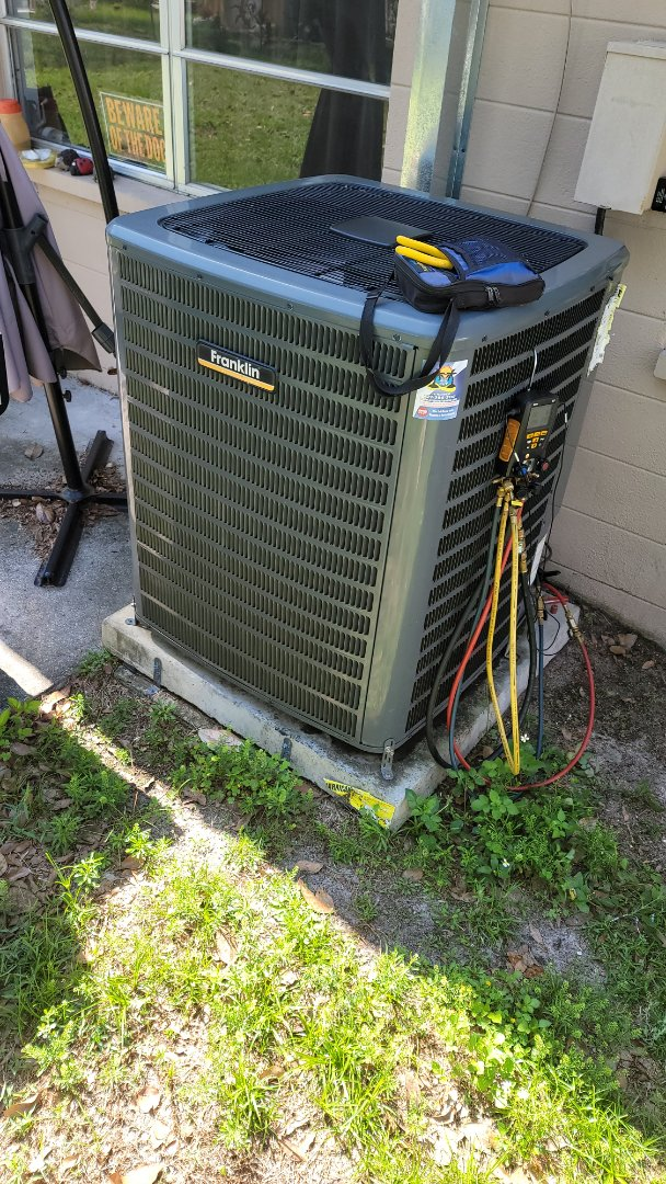 Zephyrhills, FL - Hvac performance inspection