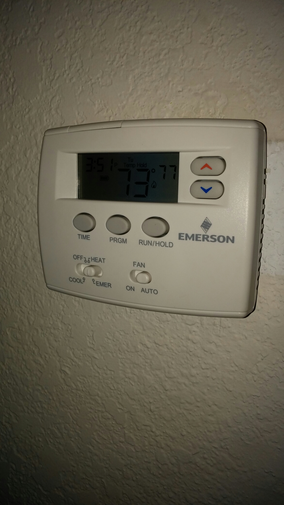 North Richland Hills, TX - Change thermastat