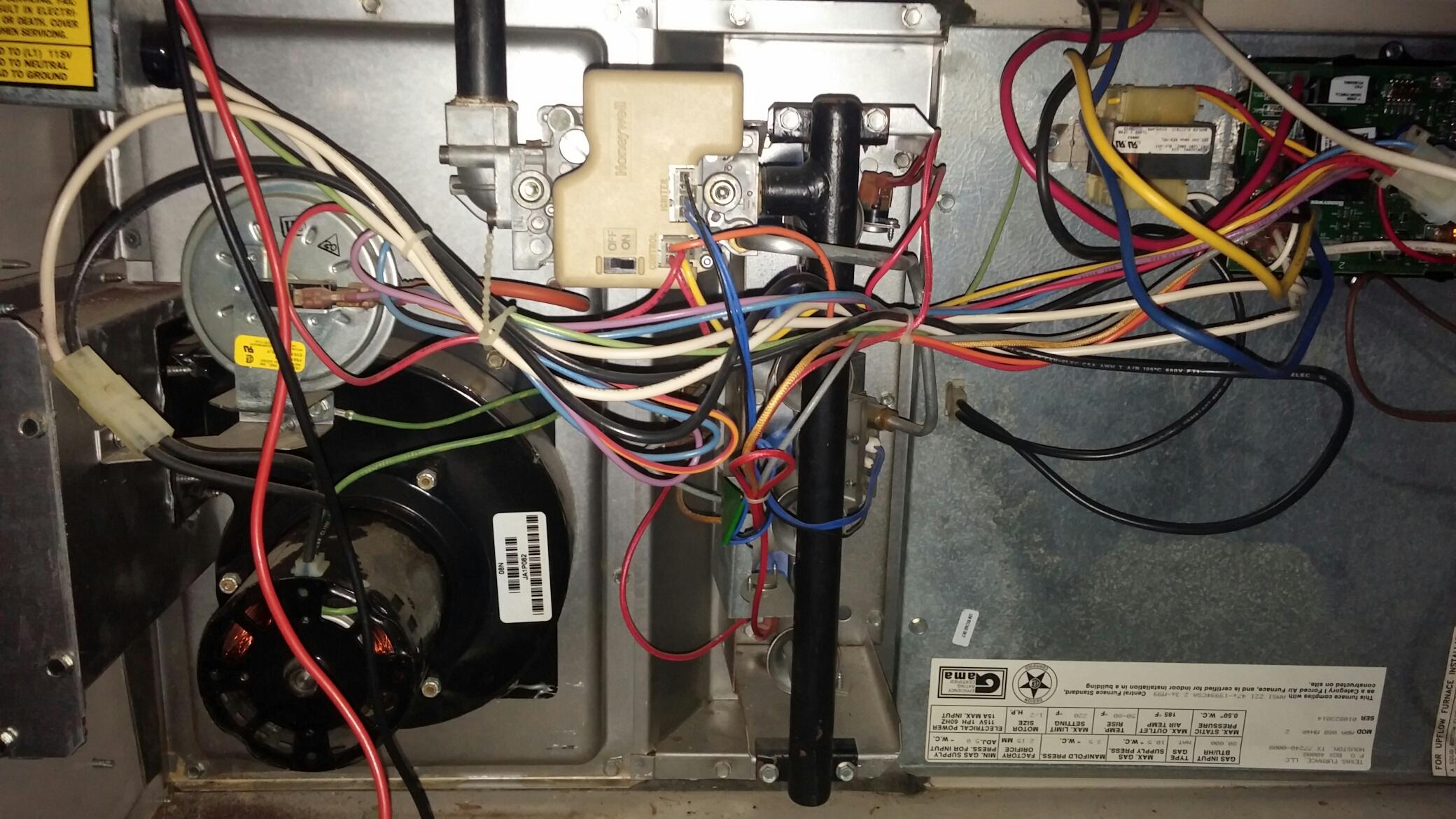 Colleyville, TX - Furnace repair