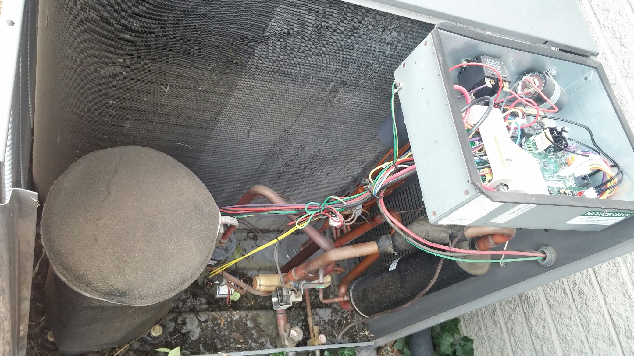Dallas, TX - Heat pump repair
