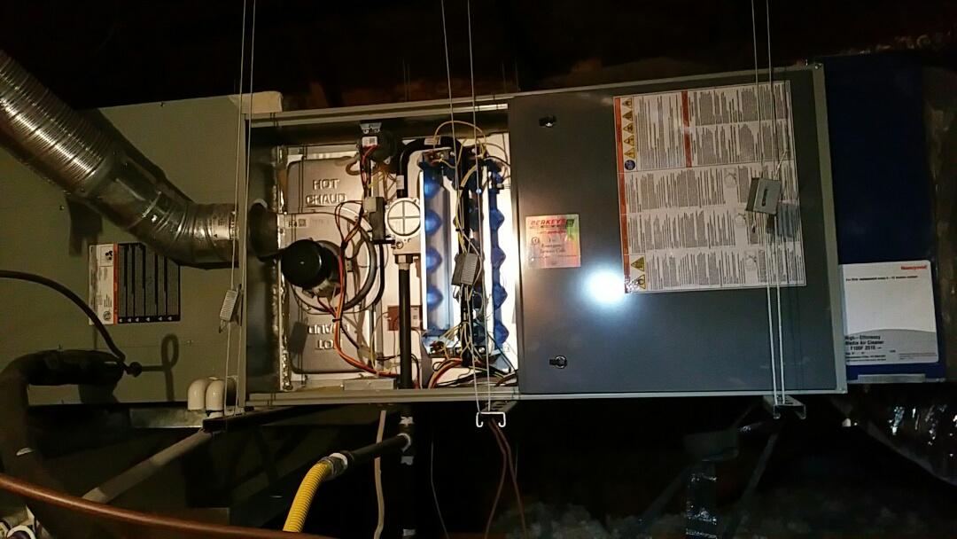 Keller, TX - Heater service