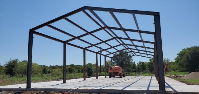 Whitesboro, TX - Getting a steel building for the best price and with no hassles may be a lot easier than you ever dreamed! Come by Metal Warehouse today and get started on your project with one of our salesmen. We are located at 23994 W. HWY 82, Sherman TX. #Metalwarehouse
