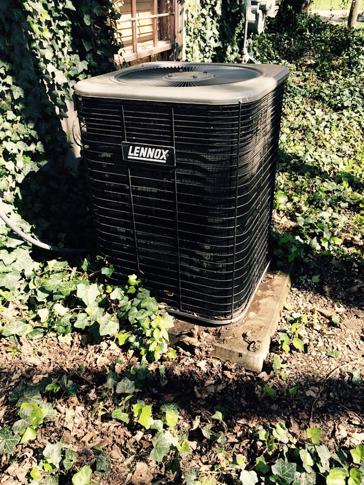 Overland Park, KS - Perform preventative maintenance on a 2005 Lennox air-conditioner. Checked all the electrical. Check Freon levels for proper pressures and temperatures.