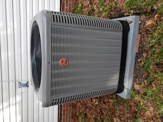 Gulfport, MS - Installed a new Rheem system and ductwork for a family in Gulfport.