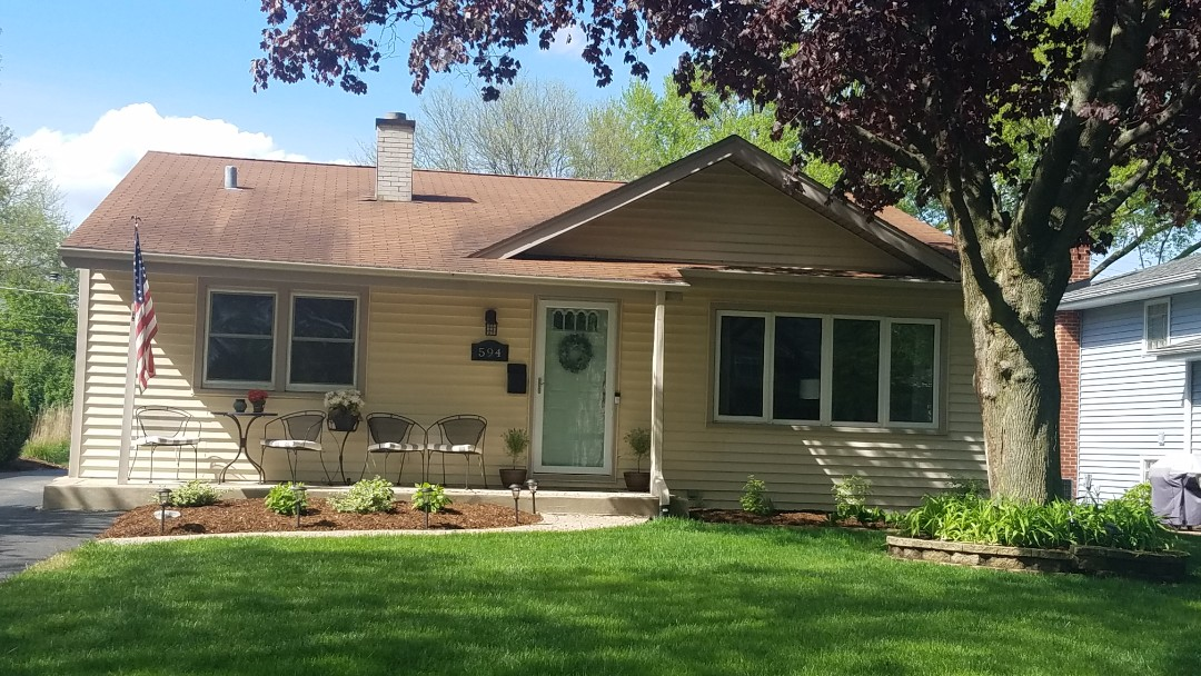 Glen Ellyn, IL - Initial inspection, PA agreement signed