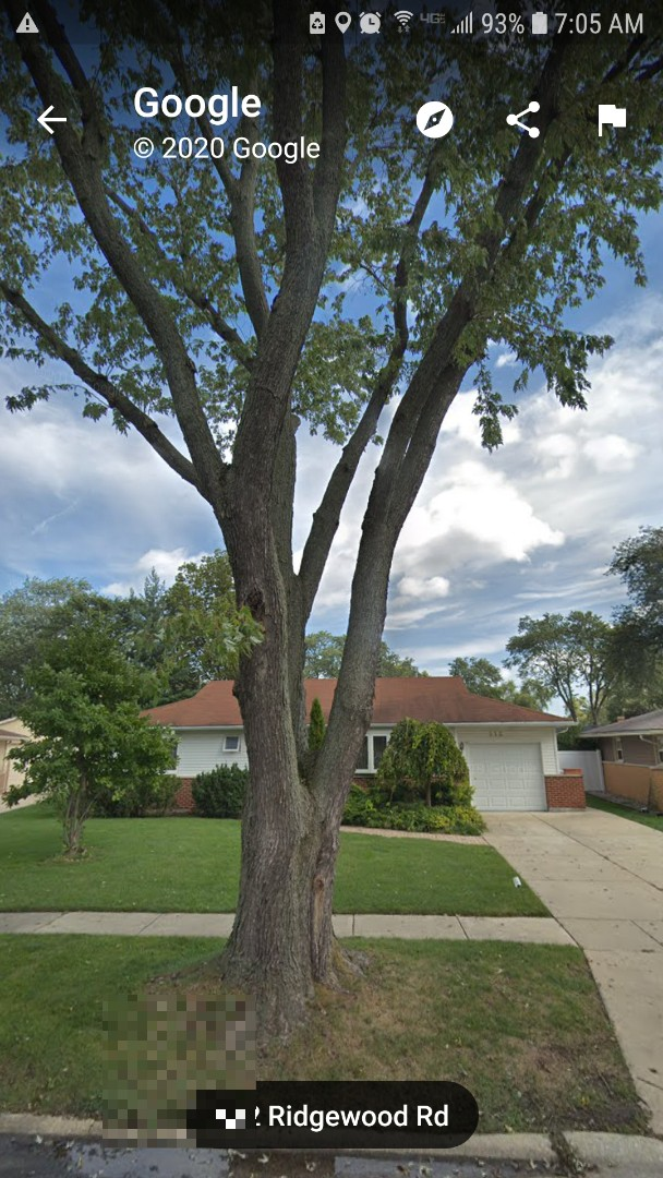 Elk Grove Village, IL - Initial inspection and Elk Grove on Ridgewood Road