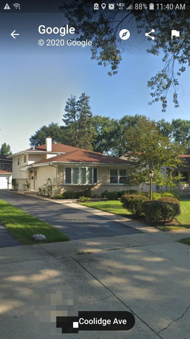 Glen Ellyn, IL - Initial inspection and estimate in Glen Ellyn on Coolidge Avenue