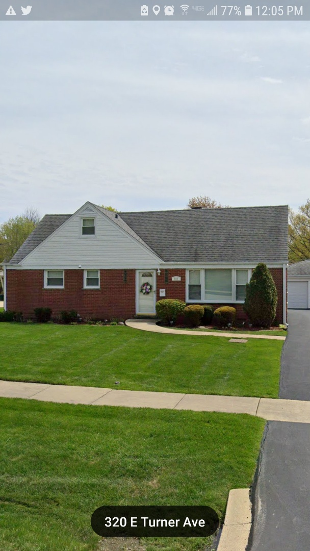 Roselle, IL - Roofing inspection for hail damage and possibly wind damage in Roselle Illinois on Turner Avenue