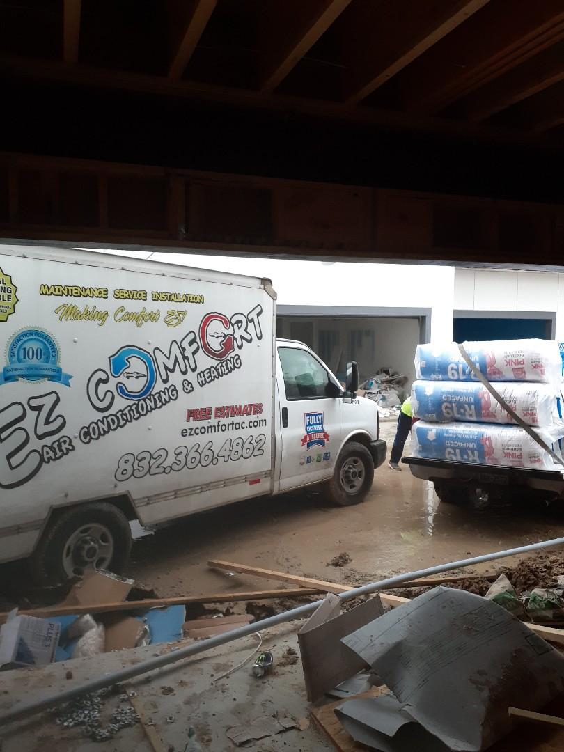 Houston, TX - Batt insulation and attic insulation