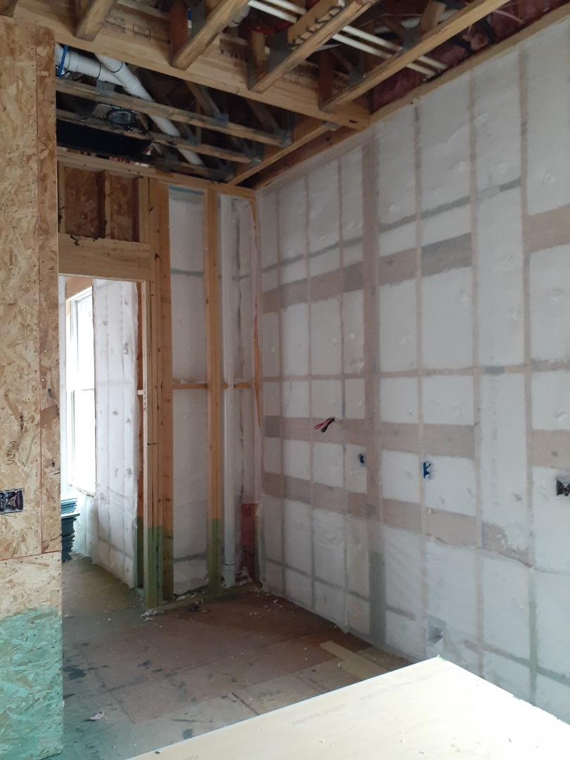 Houston, TX - Bibs insulation