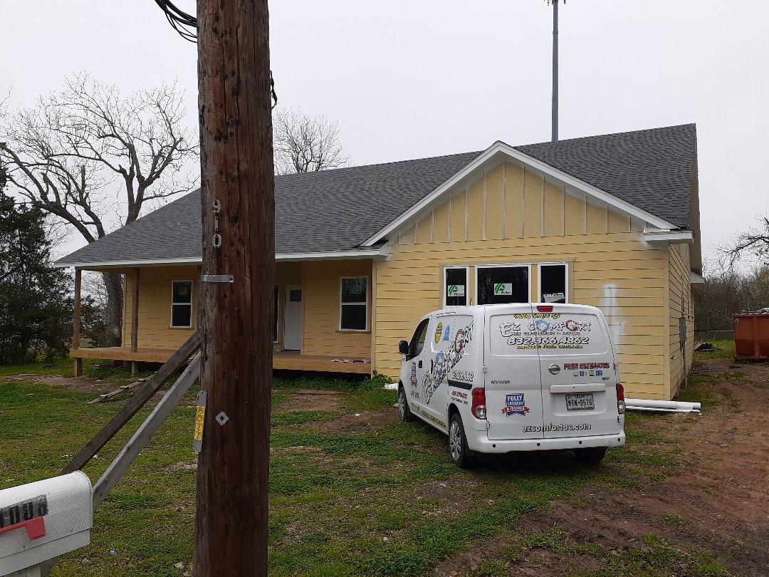 Brenham, TX - Free estimate for Spray Foam Insulation.