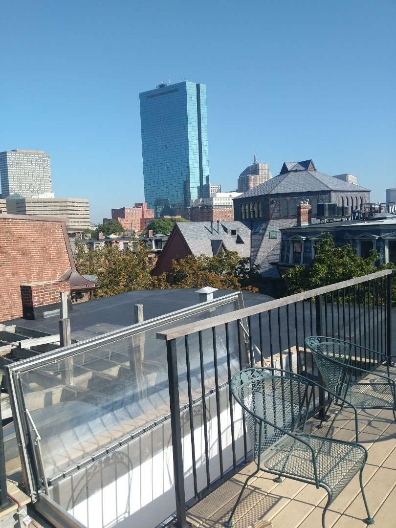 Boston, MA - Roof top air conditioning repair