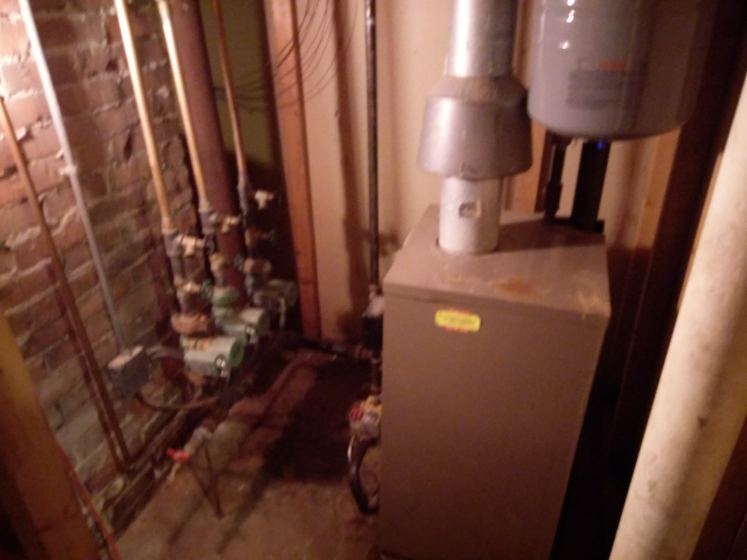 Lexington, MA - Early Boiler replacement