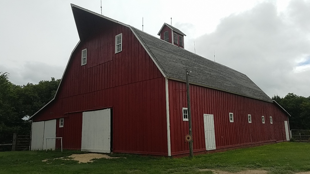 Natoma, KS - Whether is a new house or a 130 year old barn cou t on Roofmasters to get you covered!