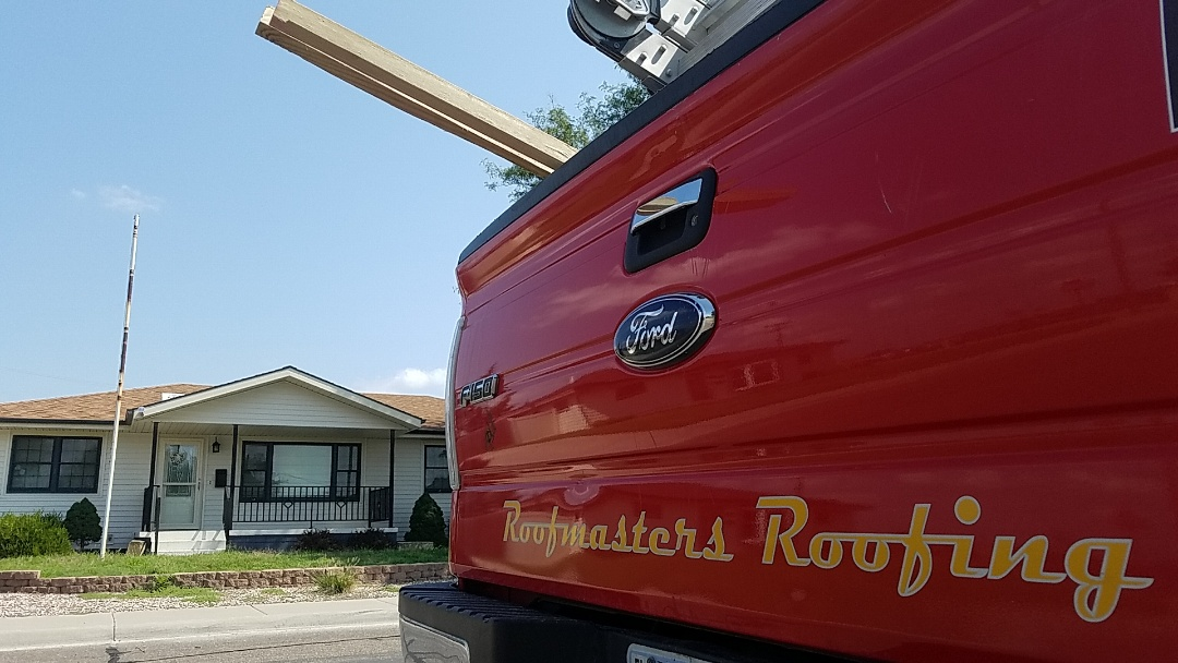 Hays, KS - Count on us to walk you through every step of way when getting a new roof for your home or business.  We've got you covered!