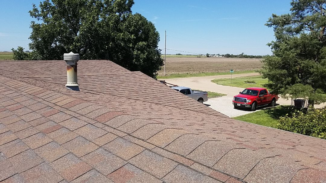 Great Bend, KS - 26 gauge metal roofing panels or 50 year impact resistant Malarkey roofing system.  You have options and we have answers!  Roofmasters has you covered!