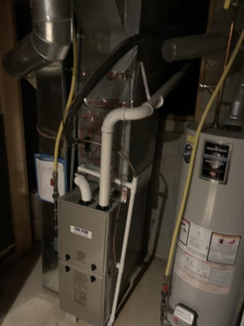 New Albany, OH - I completed an installation inspection on a  Five Star 96% 60,000 BTU Gas Furnace.  Completed installation checklist.  Cycled and monitored the system.  Operating normally at this time.