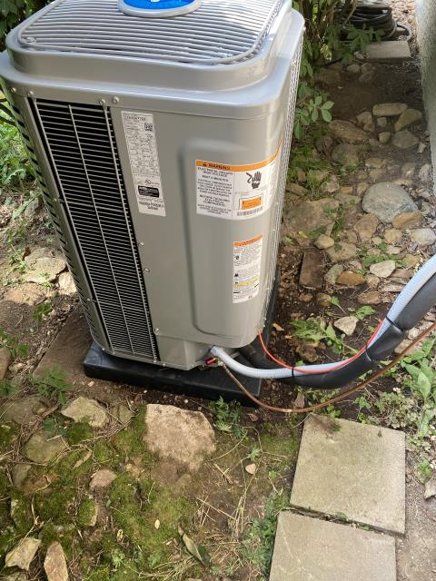 Westerville, OH - I arrived on site to perform an inspection of a Five Star 19 SEER 3 Ton Variable Speed Air Conditioner that we installed. The installation inspection was successful and the unit was running at full functionality at the time of departure.