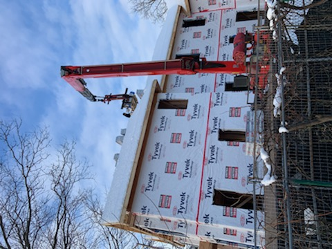 Milton, ON - New build roofing, #GAFMasterElite, Repairs