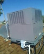 Sun City, AZ - Pre-summer a.c. inspection