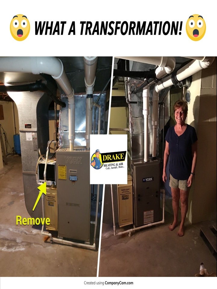 Springfield, OH - Installed a York furnace