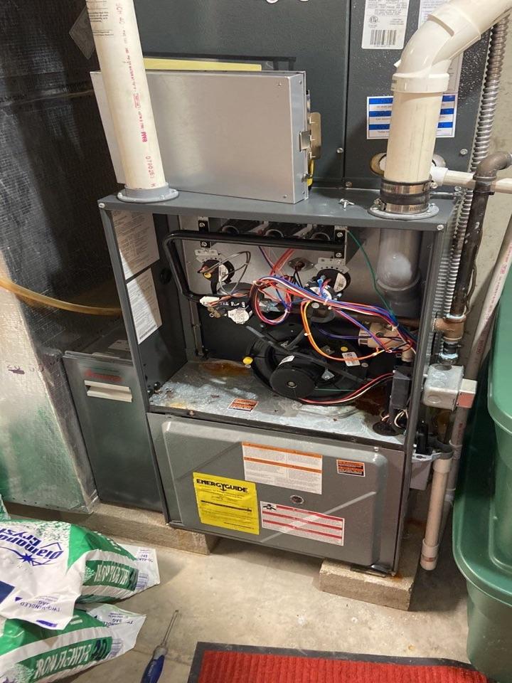 Amana gas furnace repair