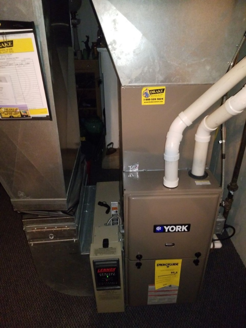Tune up on york furnace