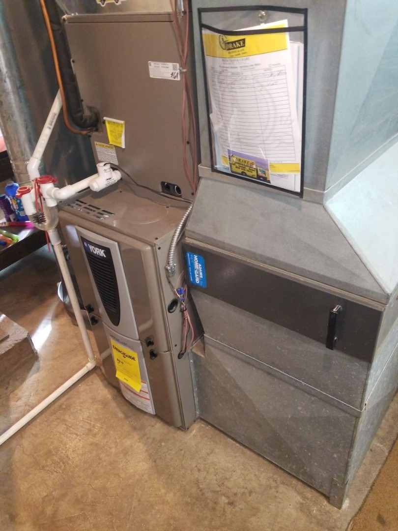 Tune up on Gas furnace