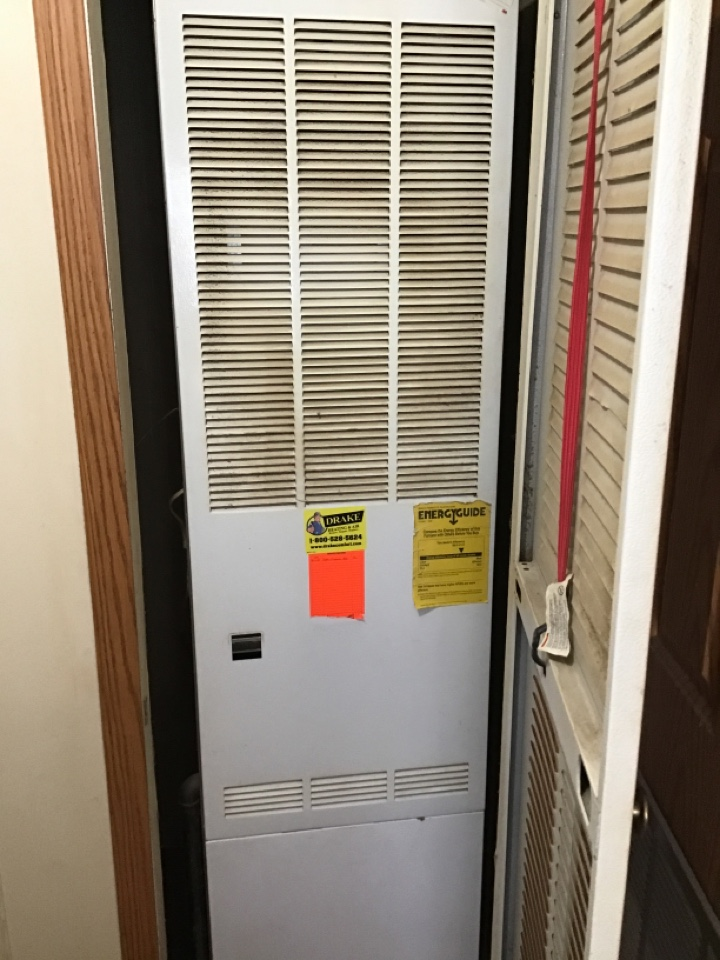 Miller gas furnace repair