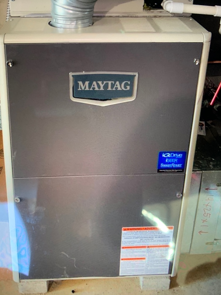 Heat pump/propane furnace safety and performance evaluation.