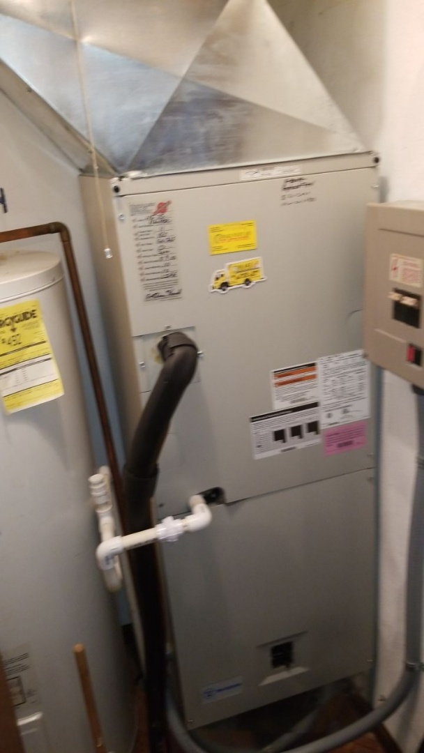 Tune up on Air handler