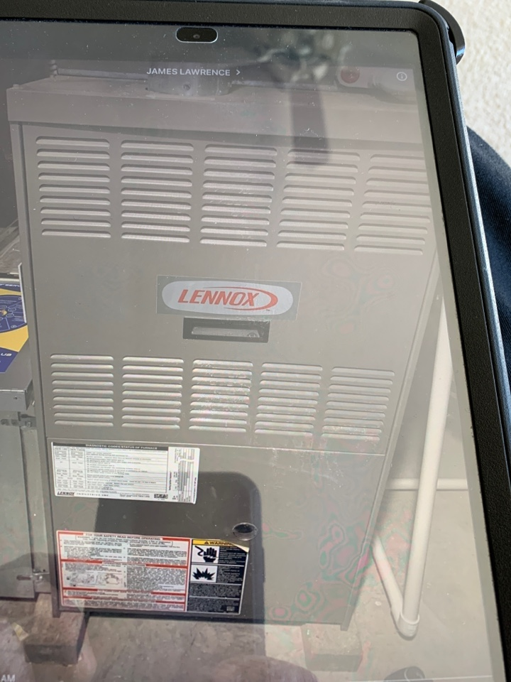 Huber Heights, OH - Lennox furnace safety and performance evaluation