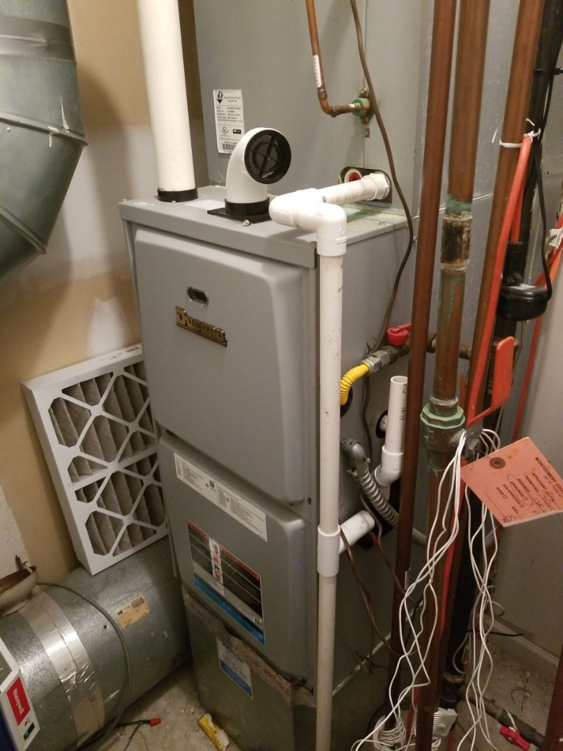 Gas furnace tune up