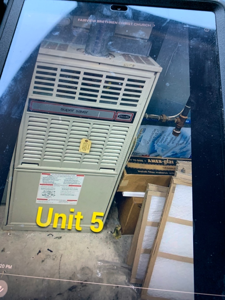 6 gas furnace safety and performance evaluation