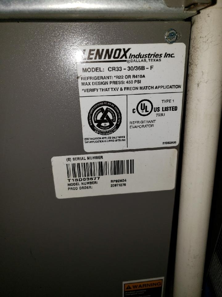 Lennox ac and furnace tune up