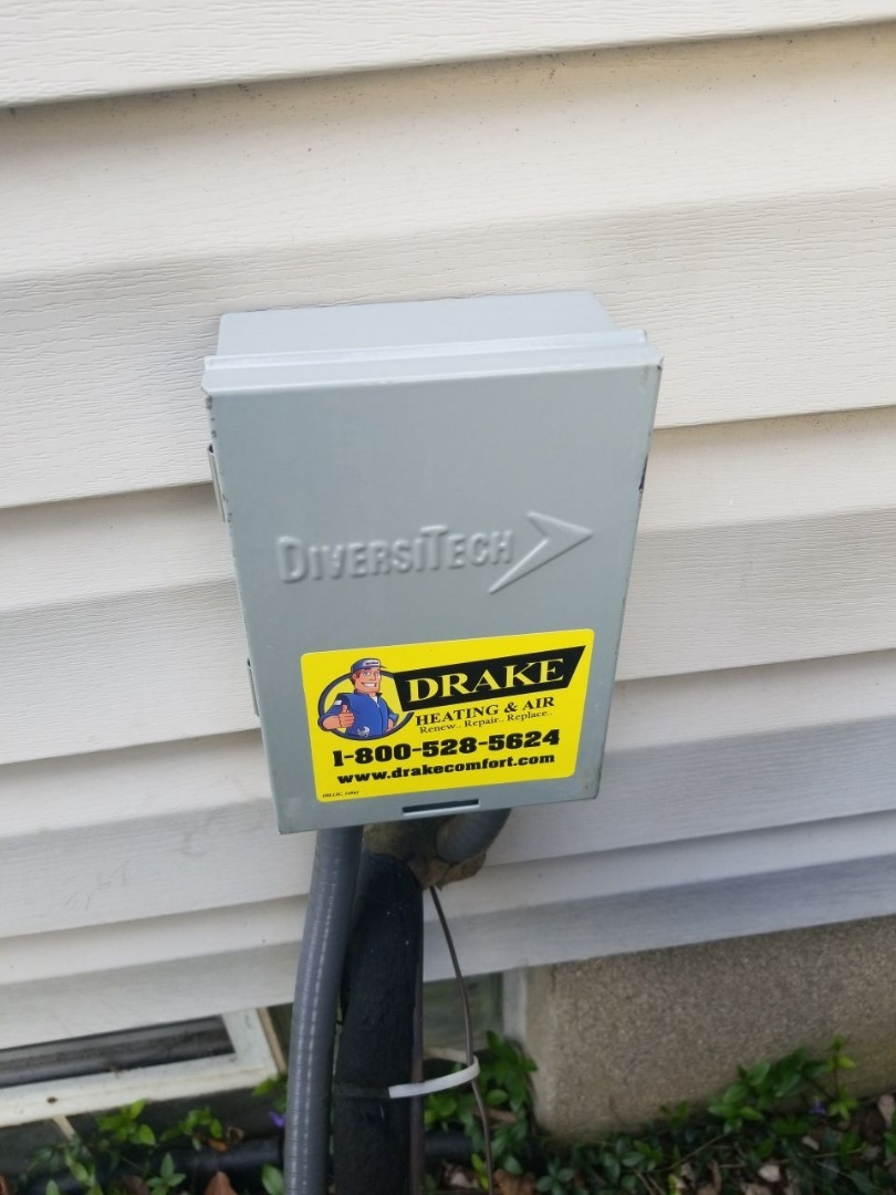 Dayton, OH - AC & FURNACE TUNE UP WITH DISCONNECT REPAIR