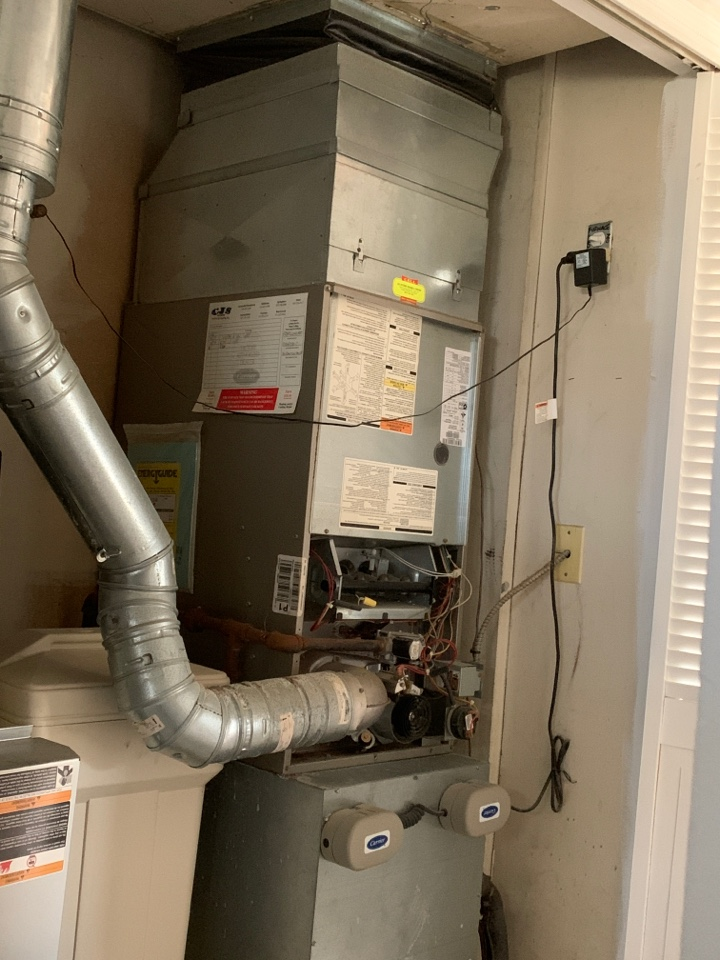 Huber Heights, OH - Gas furnace safety and performance evaluation