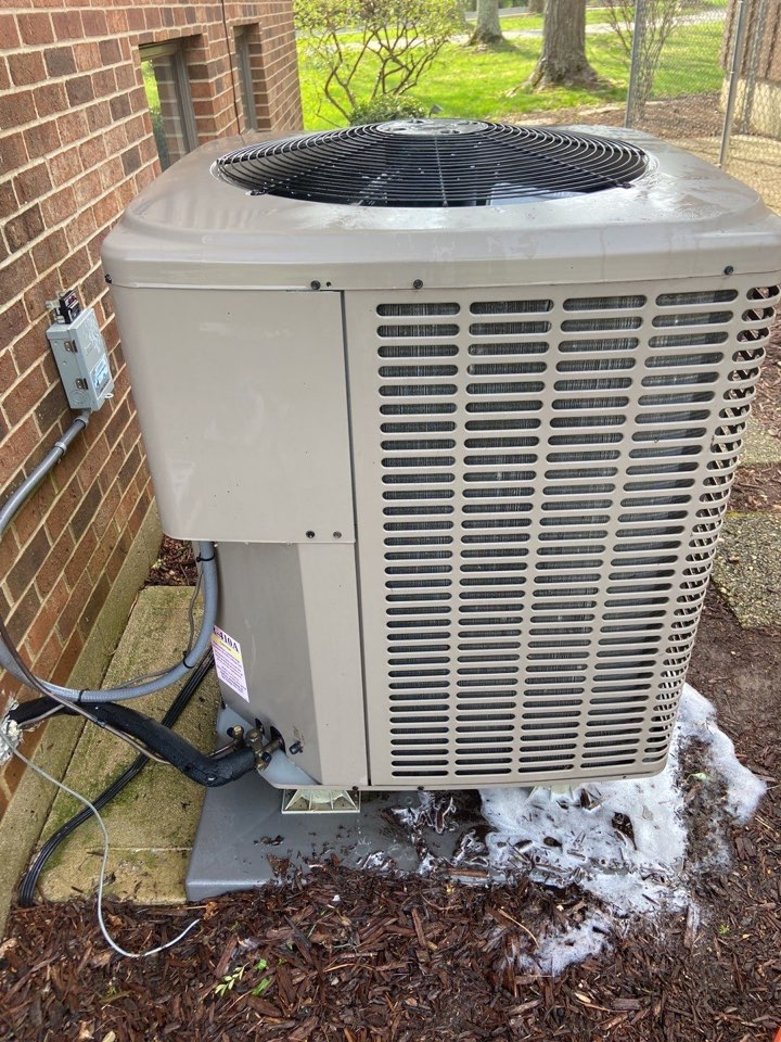 Eaton, OH - York heat pump cooling FOY