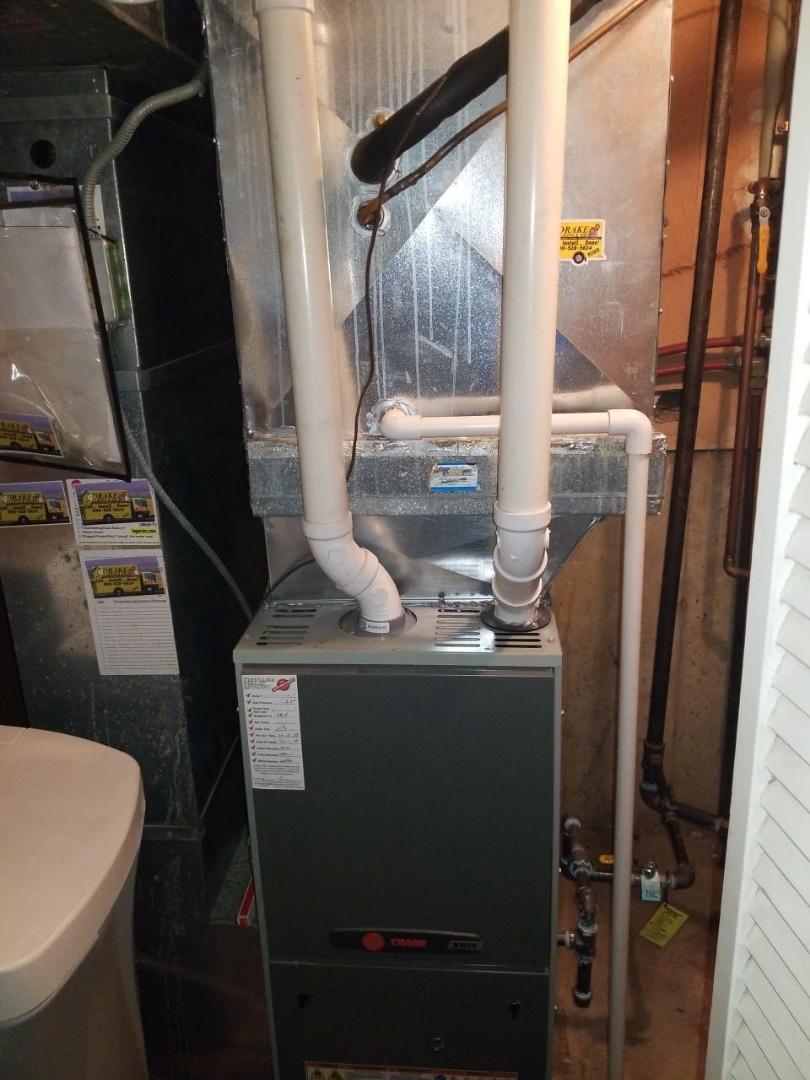 Dayton, OH - STU on Gas furnace