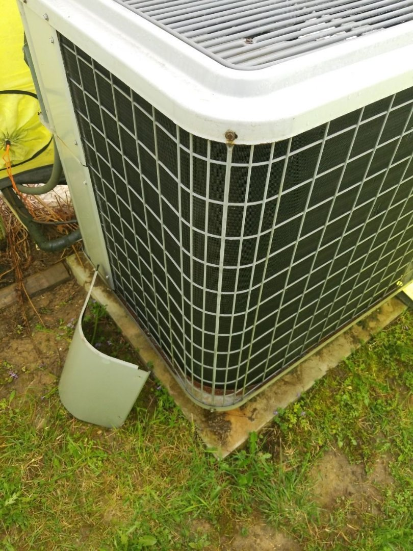 PERFORMED stu on 15 year heat pump