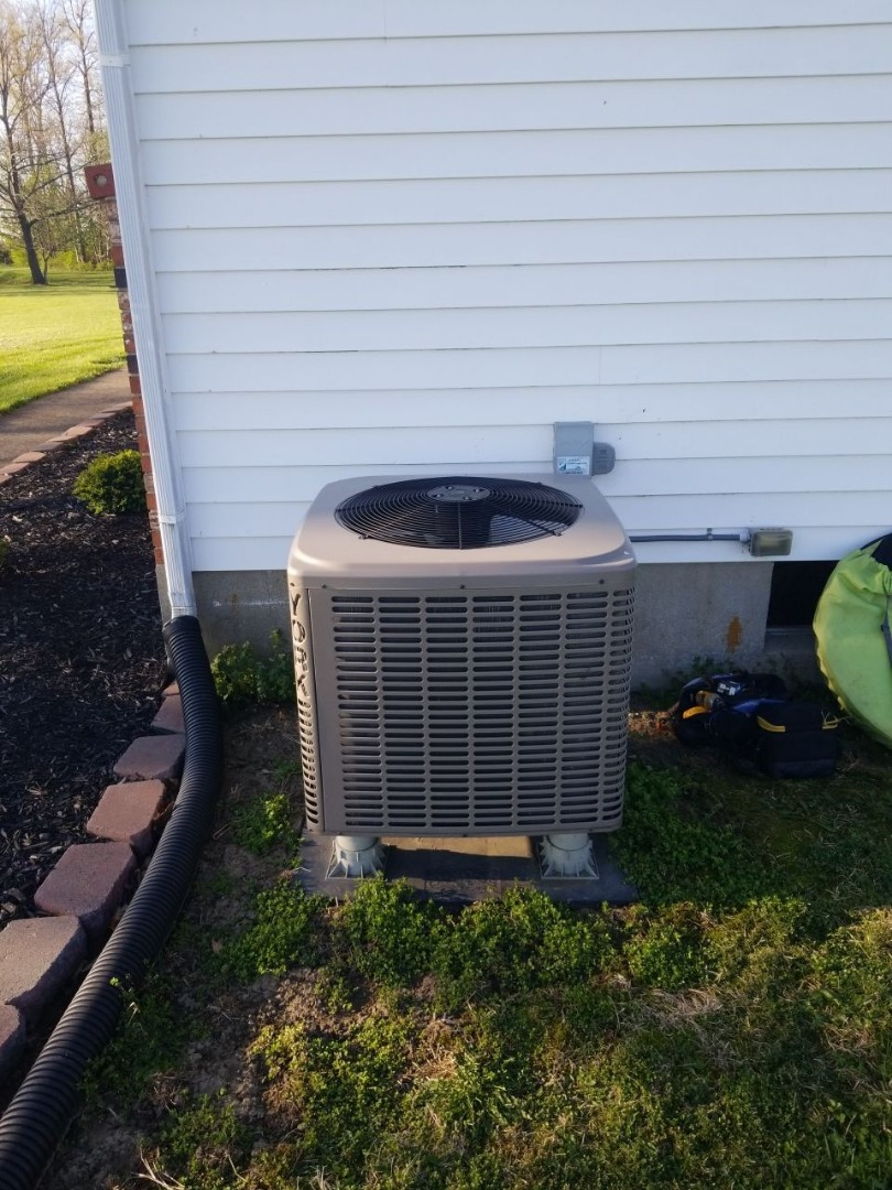 STU on York Heat pump