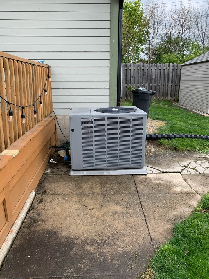 Dayton, OH - Therm AC safety and performance evaluation