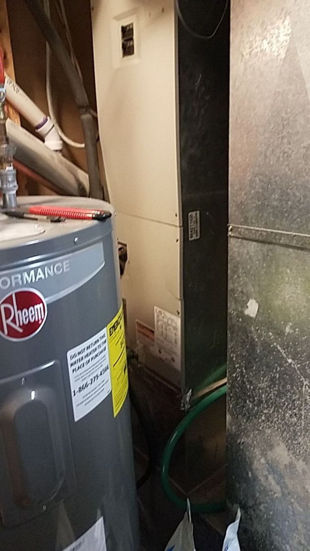 Eaton, OH - Tune up on Gibson air handler and Mitsubishi mini split