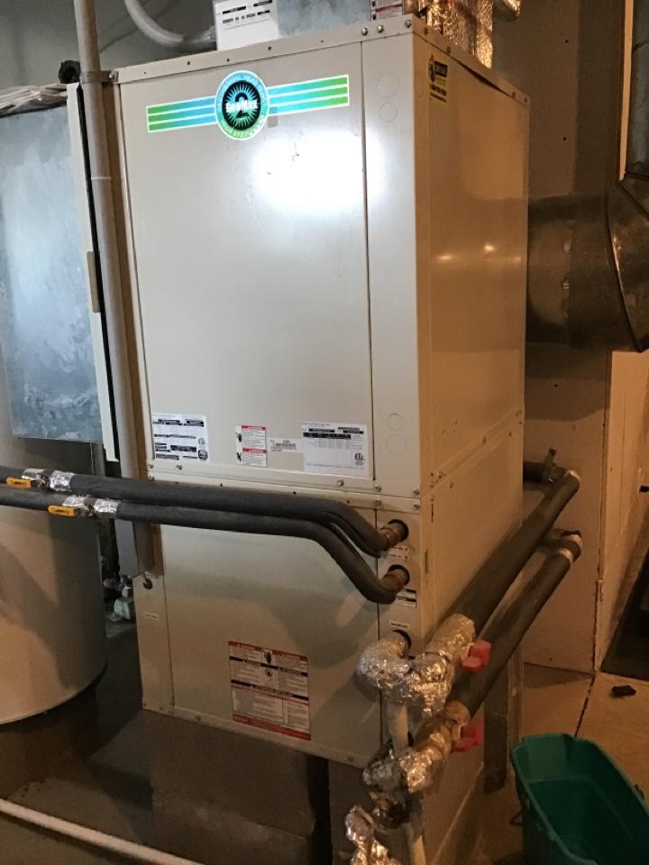Eaton, OH - Heat controller geothermal repair