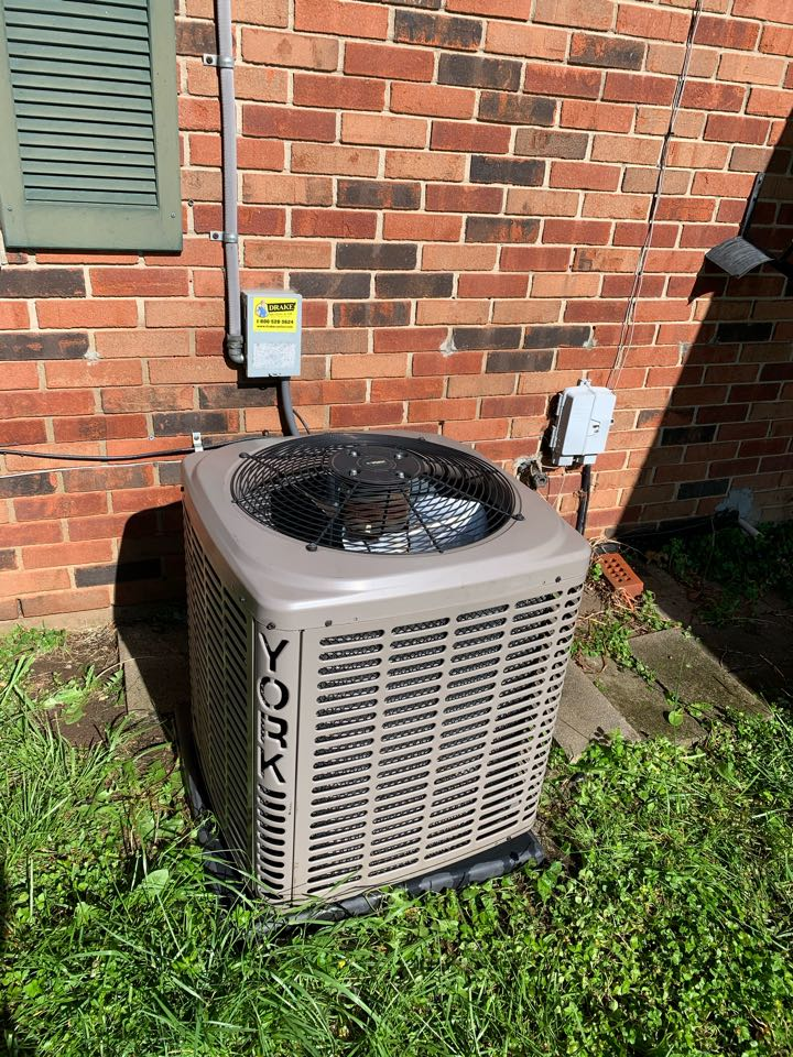 Fairborn, OH - A/C safety and performance evaluation