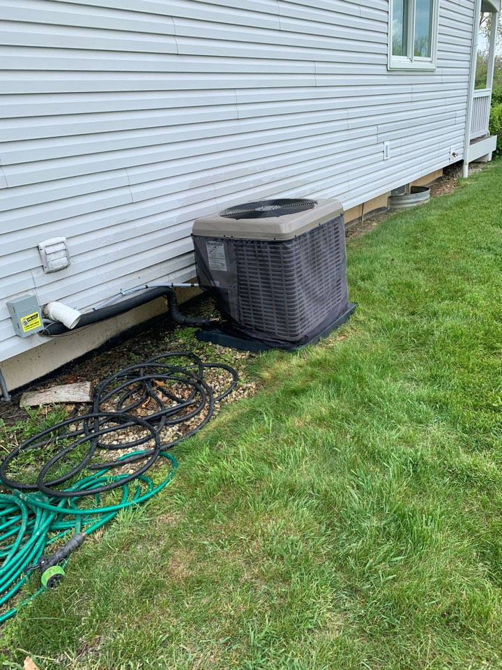 Furnace and a/c safety and performance evaluation
