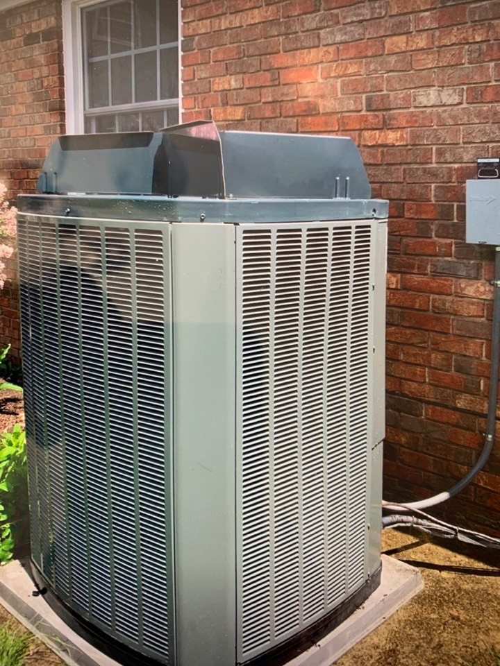 A/C safety and performance evaluation and install uv light and flood control