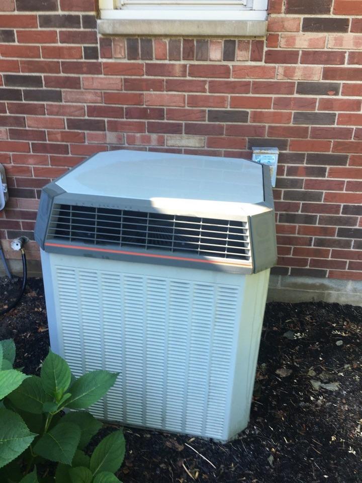 Trane heat pump diagnostic