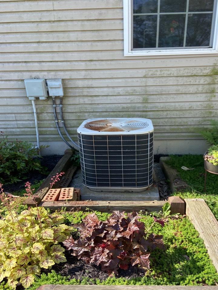 Miller heat pump diagnostic